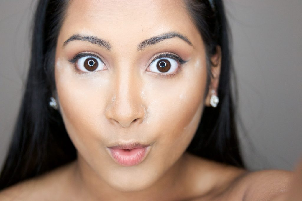How to Bake Your Face! + Highlight & Contour Tutorial
