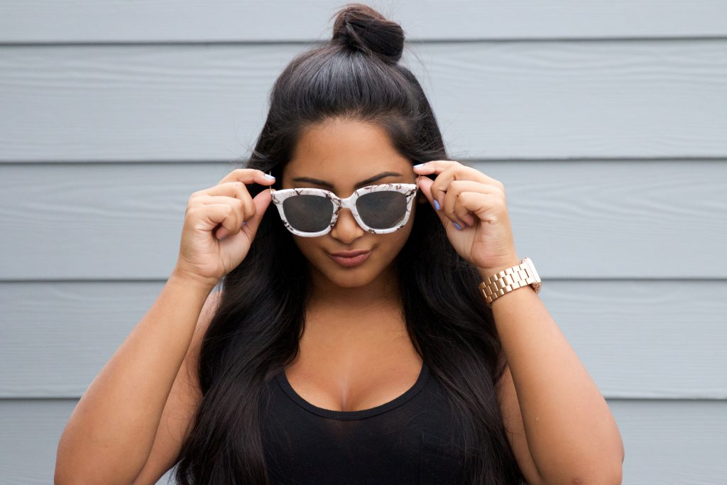 Where To Find Trendy Marble Sunglasses | Amazon Finds