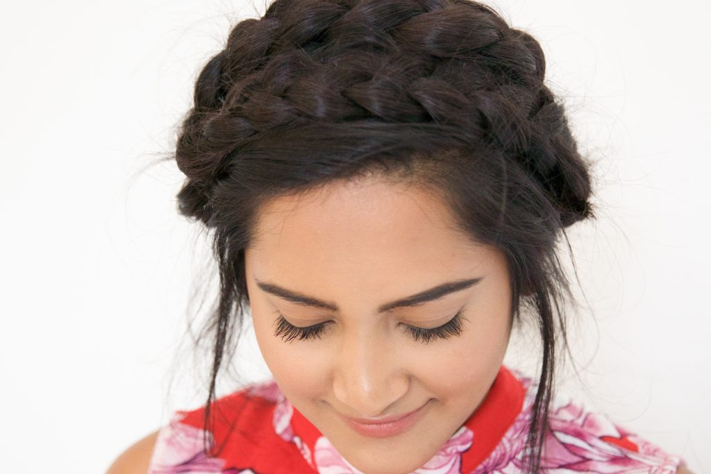 How to Rock Your Hair As An Accessory