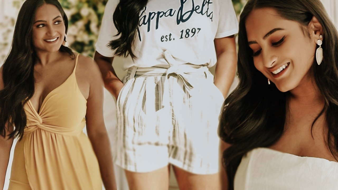 WHAT TO WEAR FOR SORORITY RECRUITMENT | 2018 TRENDS